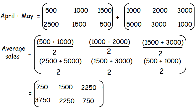 Practice Problems on Matrices for Grade 10