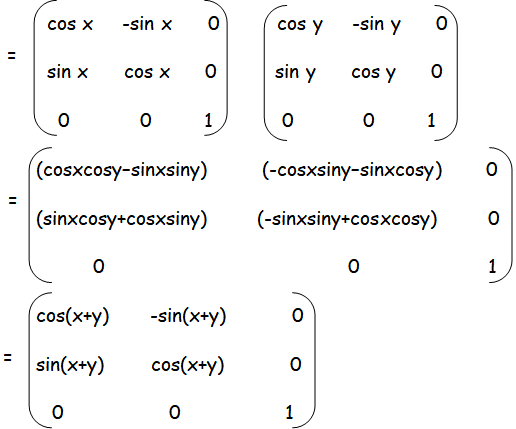 Matrix Multiplication Worksheet Answers