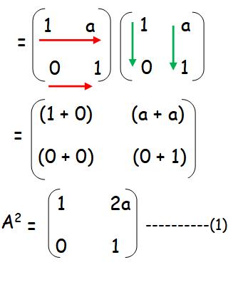 matrix multiplication worksheet answers a  a