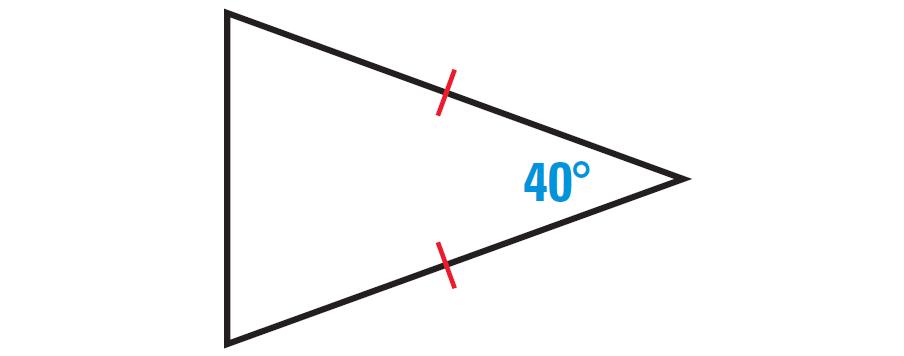 Triangle sum theorem worksheet