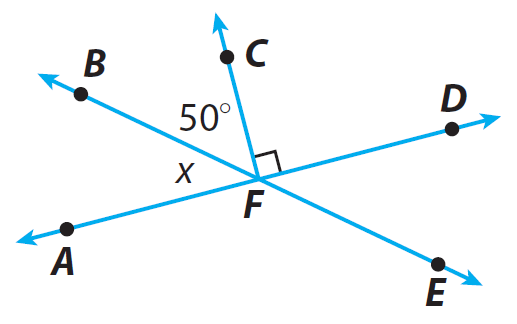 Angle pairs and one step equations angle pairs and one step equations examples ccuart Choice Image