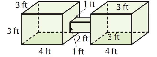 volume of composite solids worksheet. Black Bedroom Furniture Sets. Home Design Ideas