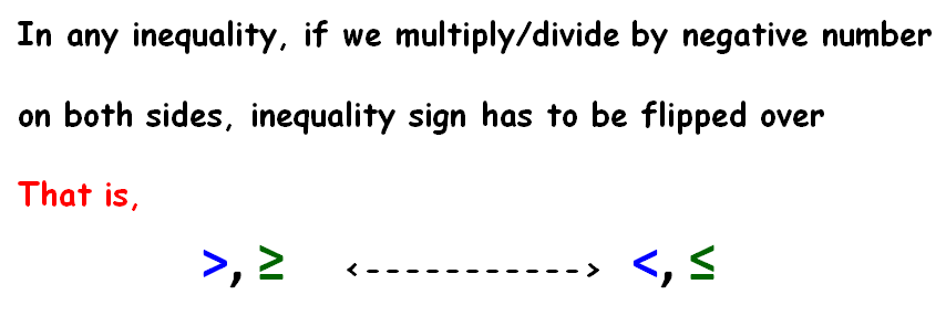 Solving one step inequalities worksheet