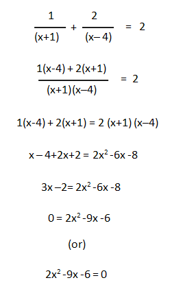 Sum and product of roots of quadratic equation worksheet
