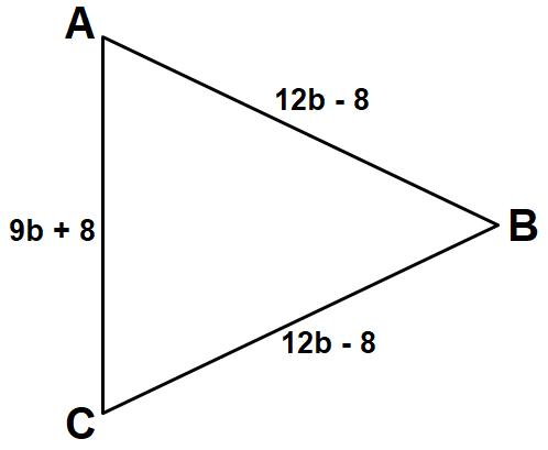 Add polynomials to find perimeter