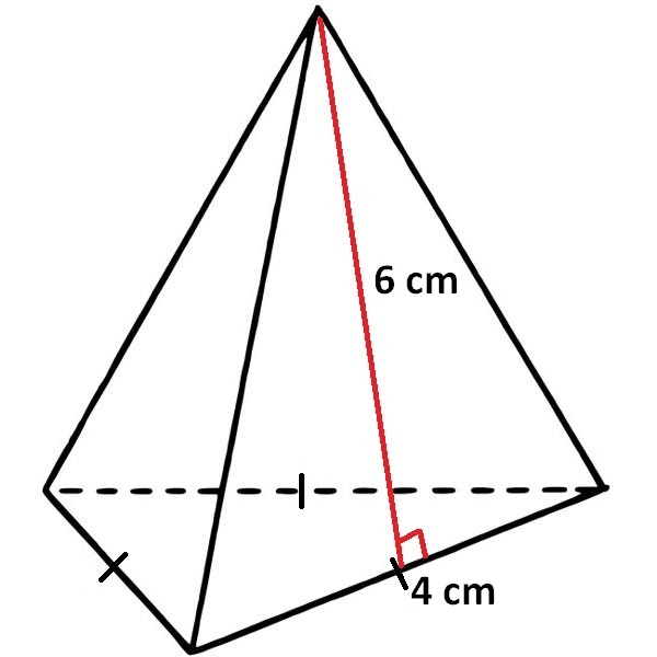 Surface area of prism and pyramid worksheet