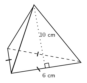 Worksheets Surface Area Of A Pyramid Worksheet surface area of prism and pyramid worksheet 8 find the given below