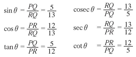 Trigonometric ratios worksheet – Trig Ratios Worksheet