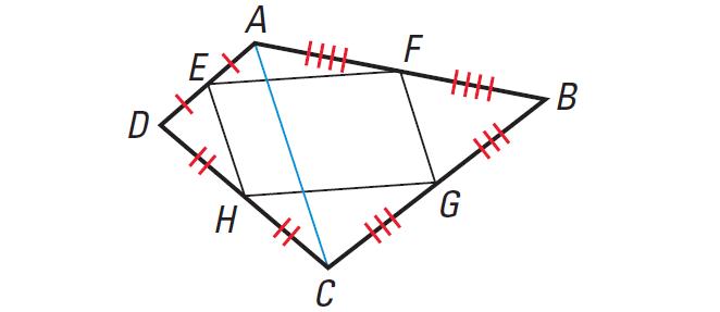 Special Quadrilaterals Worksheet