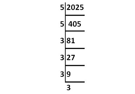 Using Ladder Diagram For Prime Factorization