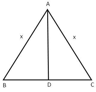 Area of different triangles worksheet