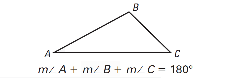 Triangles and angles - Triangle exterior angle sum theorem ...